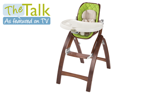 Bentwood Highchair (Baby Time)