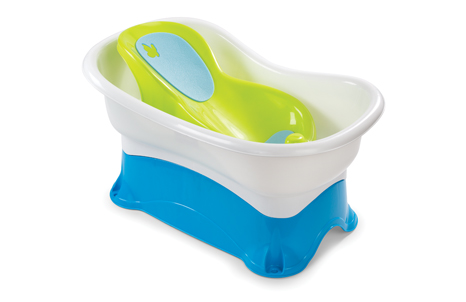 Right Height® Bath Tub (Blue)