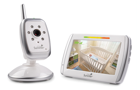 Wide View Digital Color Video Monitor